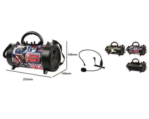 Bluetooth Speaker Outdoor With Shoulder Belt image 8