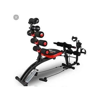 Six Pack Care Machine With Pedals image 1