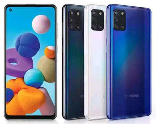 Samsung Galaxy A21s image 2