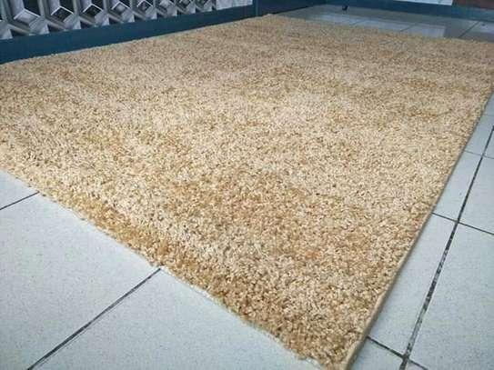 Soft Shaggy carpets image 6