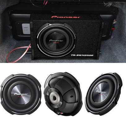 Pioneer 10 Inch 1200 Watt Shallow Mount Subwoofer Pre-Loaded Sub Car Audio