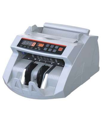 Automatic Multi Currency Money Cash Bill Counter image 1