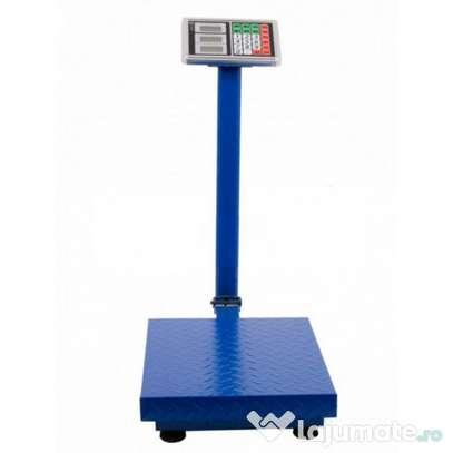 Electronic Computing Platform Digital Scale 300kg image 1