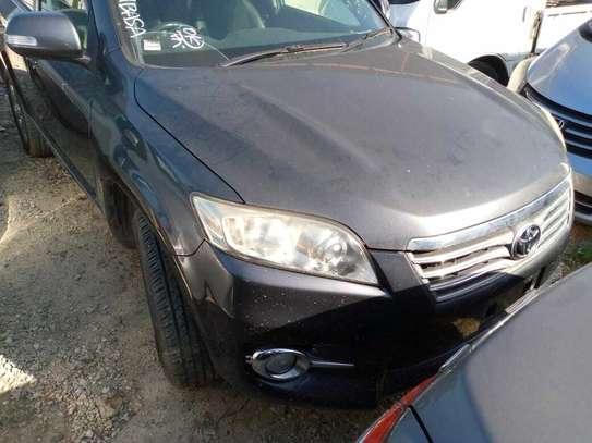 Toyota Vanguard image 9