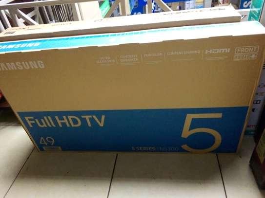 """Samsung 49"""" smart full HD tv"""
