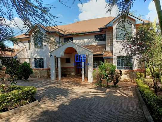 4 bedroom house for rent in Gigiri image 1
