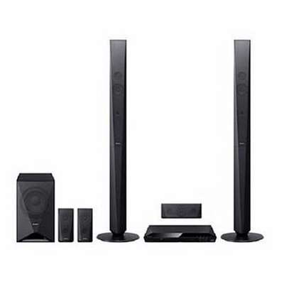Sony 1000W DVD HOME THEATRE, 5.1CH, BLUETOOTH DAV-DZ650 - Black) image 1