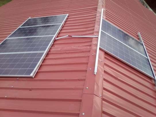 Solar Lighting System full kit image 1