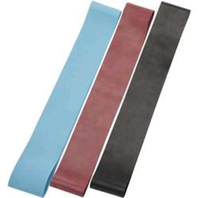 Rubber Resistance Band Three-pack image 1