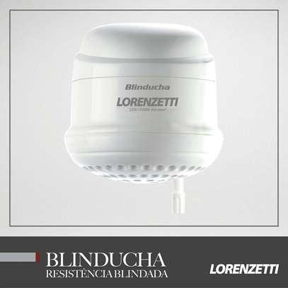 Extreme salty water instant shower-10 years guarantee- Lorenzetti Blinducha image 1
