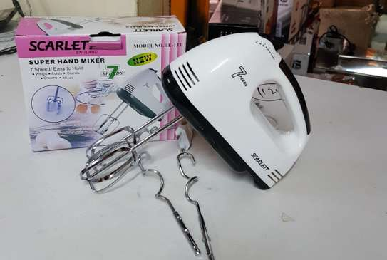 Electric Hand Mixer image 1