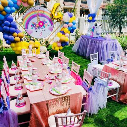 Themed birthday party image 1