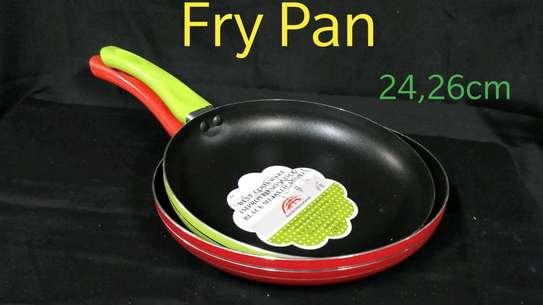 2pcs Frying pan image 1