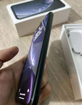 Apple Iphone Xr ~ 256gb Gigabytes  Black image 3