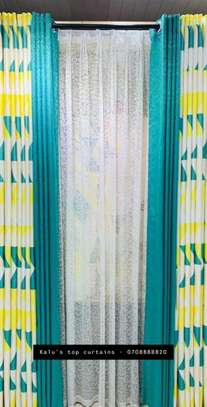 ADORABLE QUALITY FABRIC CURTAINS image 5