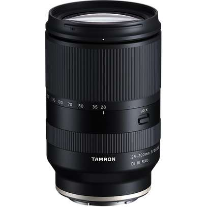 Tamron 28-200mm f/2.8-5.6 Di III RXD Lens for Sony E image 1