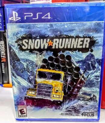 Ps4 Snow Runner image 1