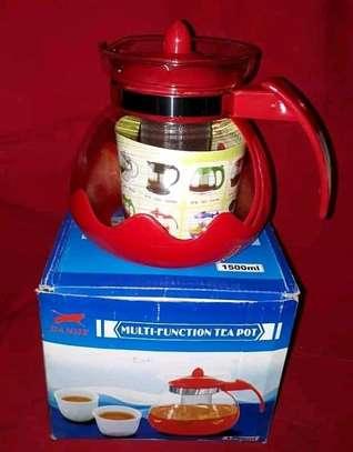 Tea Pot/Glass Multipurpose Pot image 2