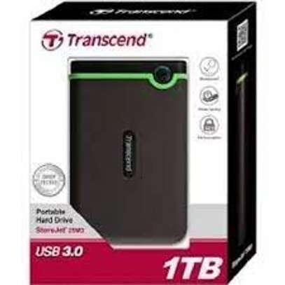 1tb transcend external hard drive image 1