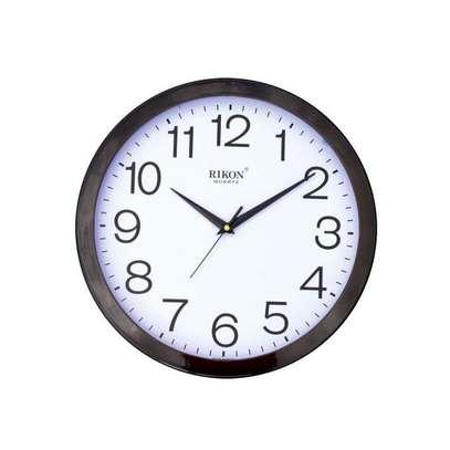 Rikon 1751 PL WALL CLOCK image 1