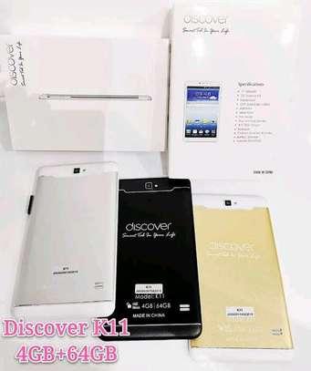 Discover K11, Tablet 7 Inch Dual Sim 64GB, 4GB DDR3, 4G, Wi-Fi, Dual Camera image 4