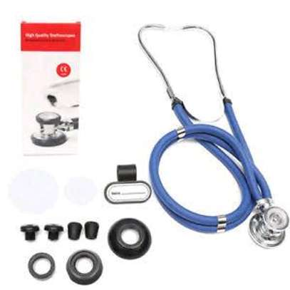 Double tube stethoscope/Dual tube
