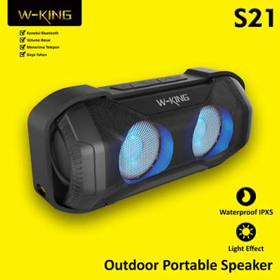 Bluetooth speaker-Waterproof image 8
