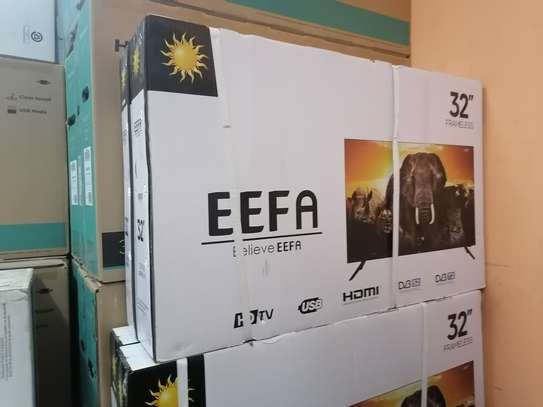 32 inch eefa Digital Tv frameless TV image 1
