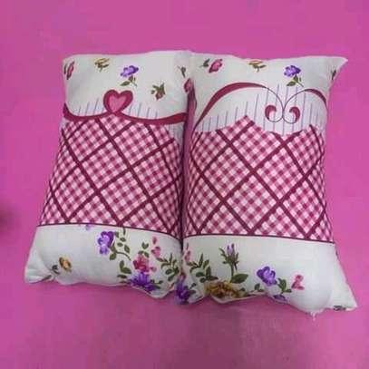 Fibre pillows image 3