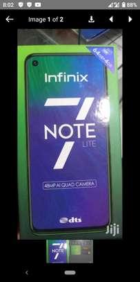 Infinix NOTE 7 lite image 1