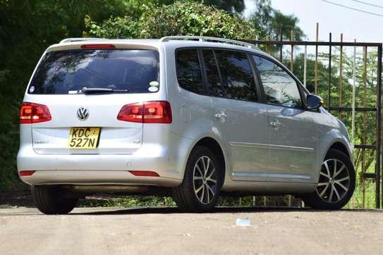 VW Touran 2014 1400cc image 8