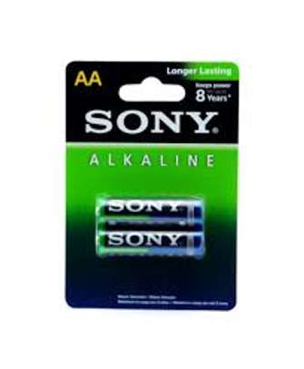 Sony Alkaline 2pc AAAX2 Battery image 1
