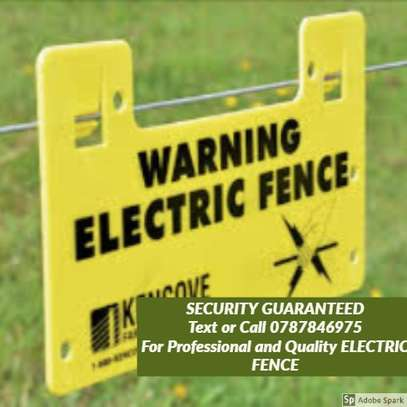 Electric Fence Repair and installation image 1