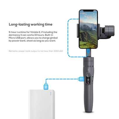 FeiyuTech Vimble 2 Telescopic Handheld Smartphone Gimbal Stabiliser image 6