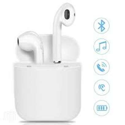 i9 TWS Bluetooth 5.0 Earbuds image 1