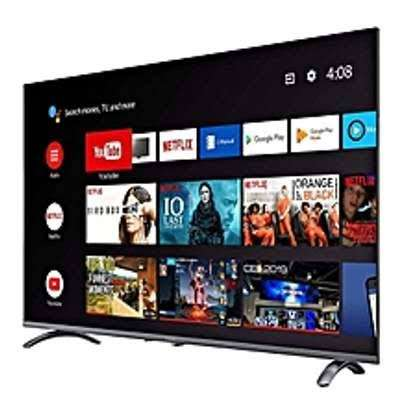 Nobel Smart Android TV 4K 55 Inches image 1