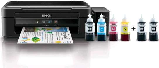 Epson L382 multifunction colour ink tank system 3 in 1 Printer