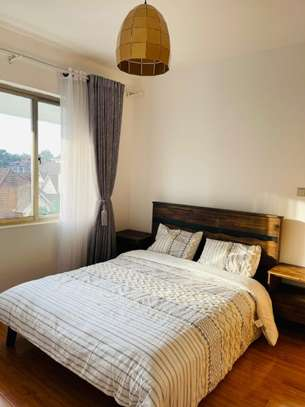 Furnished 2 bedroom apartment for rent in Kileleshwa image 13