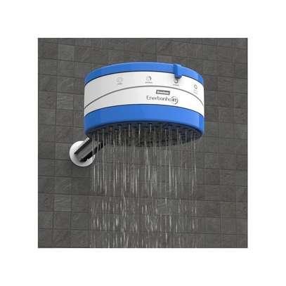 Enerbras Enershower 4T Temperature Instant Shower Water Heater (Blue) image 1