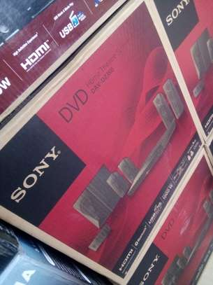 sony dz350 home theatre systems image 1