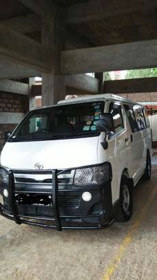 Toyota Hiace 2011 Manual Diesel For Sale image 1