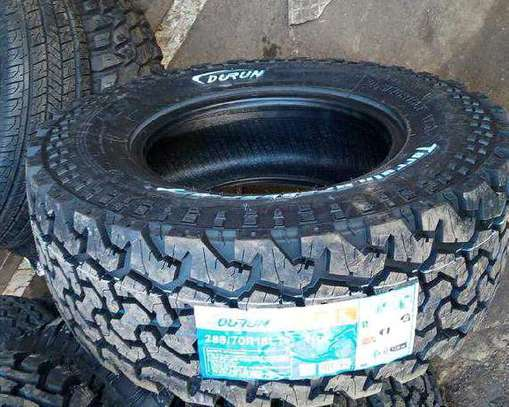 265/70R16 A/T Durun tyres image 1