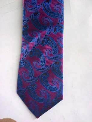 Floral 100% Silk Ties For Men. Free Delivery!!! image 7