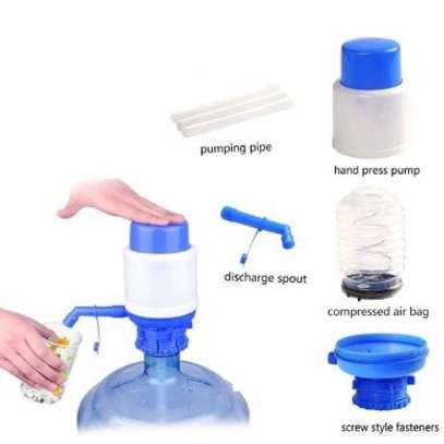 Hand Press Pump Water Dispenser, Manual Press Pump image 3