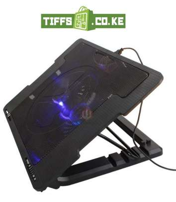 Notebook Stand & Cooling Pad With Led