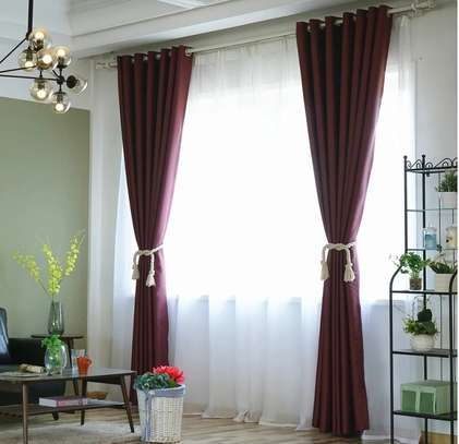 MODERN CURTAINS AND SHEERS image 3