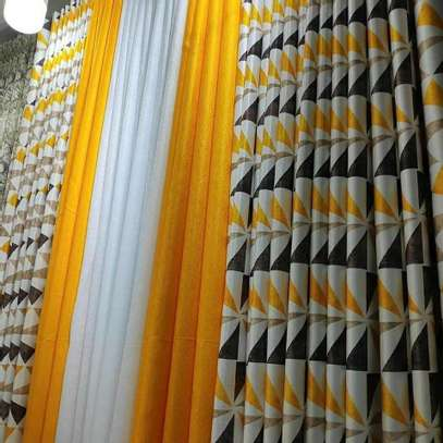 ADORABLE DOUBLE-SIDED CURTAINS AND SHEERS image 14