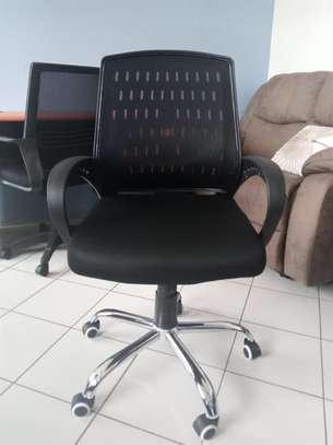 Mateo Secretarial Chair image 1