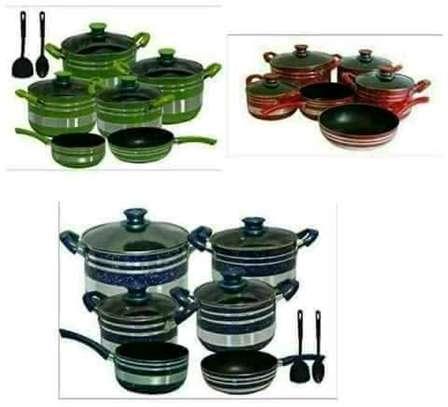 13pcs non stick cookwares/non stick sufuria image 1