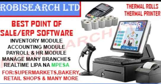 Chemists point of sale software pos image 1